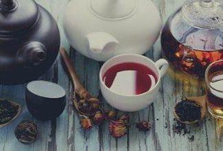 Bylinné čajové směsi